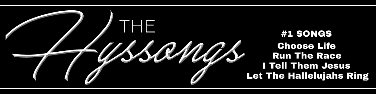 The Hyssongs – America's 3 Part Harmony