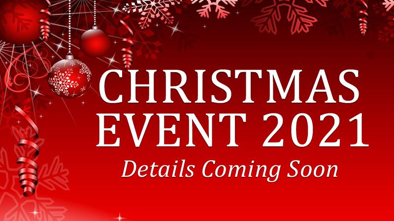 Christmas Event 2021